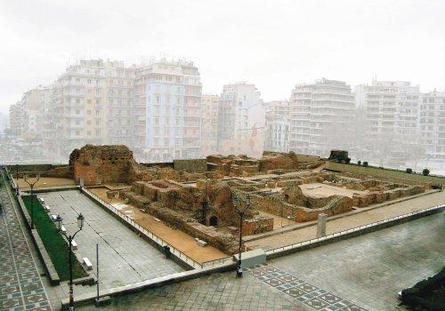 Ανάκτορο Ρωμαίου Καίσαρα Γάιου Γαλέριου Ουαλέριου Μαξιμιανού