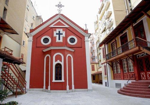 Ναός Αγίου Χαραλάμπους